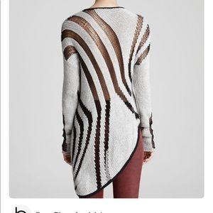 Helmut Lang Instarsia sweater